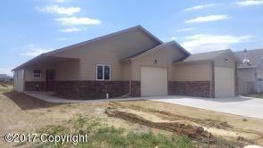 3703 College Park Ct N, Gillette, WY 82718 (MLS #17-476) :: Team Properties