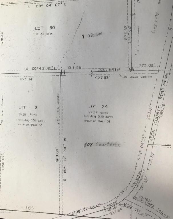 808 Cow Creek Rd, Rozet, WY 82727 (MLS #17-825) :: Team Properties