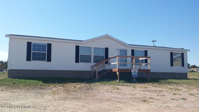 51 Waters Dr -, Pine Haven, WY 82721 (MLS #18-1165) :: Team Properties