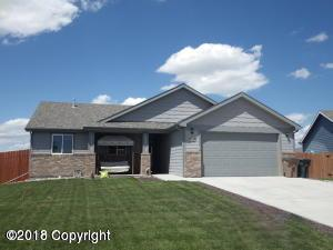 706 Kimber Ct -, Gillette, WY 82718 (MLS #18-277) :: Team Properties