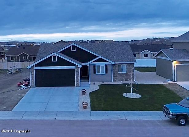 52 Kettleson Crossing -, Gillette, WY 82718 (MLS #18-357) :: Team Properties