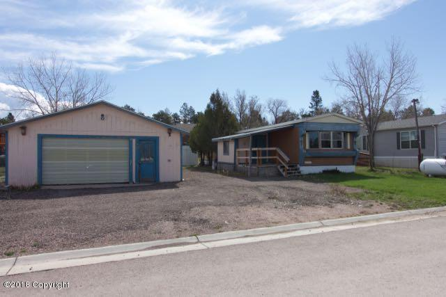 8 Lake Court Drive -, Pine Haven, WY 82721 (MLS #18-649) :: Team Properties