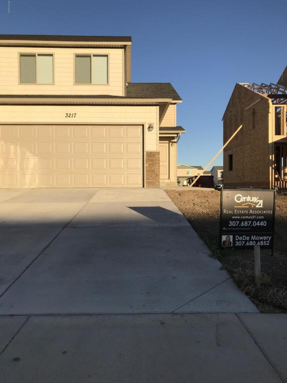 3217 Bantam Ave -, Gillette, WY 82718 (MLS #18-734) :: 411 Properties