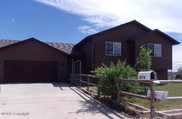 3519 Foothills Blvd -, Gillette, WY 82716 (MLS #19-1351) :: The Wernsmann Team | BHHS Preferred Real Estate Group