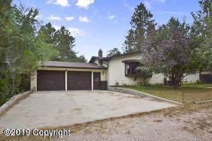 1301 Thompson St -, Upton, WY 82730 (MLS #19-1485) :: Team Properties