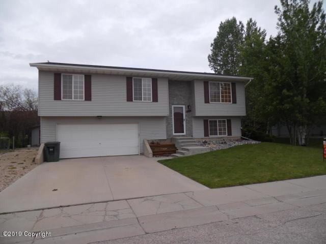 308 W Timothy St -, Gillette, WY 82718 (MLS #19-770) :: Team Properties