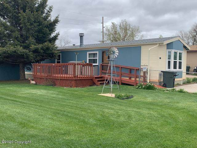 2107 Cheryl Ave -, Gillette, WY 82718 (MLS #20-100) :: The Wernsmann Team | BHHS Preferred Real Estate Group