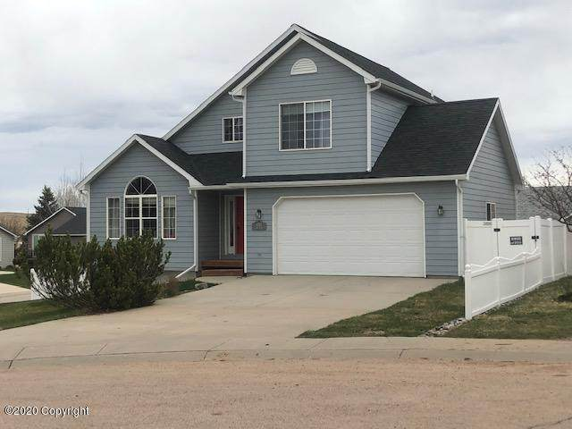 4303 Abby -, Gillette, WY 82718 (MLS #20-496) :: 411 Properties