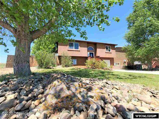 1392 Riverbend Dr. -, Douglas, WY 82633 (MLS #20-577) :: The Wernsmann Team | BHHS Preferred Real Estate Group