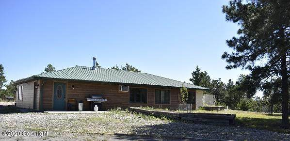1530 Pine Street -, Upton, WY 82730 (MLS #20-945) :: Team Properties
