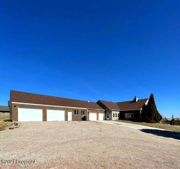 8161 Chukar -, Gillette, WY 82718 (MLS #21-253) :: The Wernsmann Team | BHHS Preferred Real Estate Group