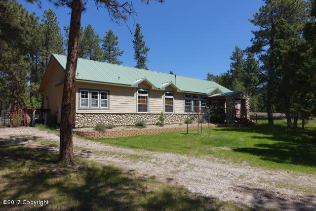 7 Timber Meadows Drive -, Moorcroft, WY 82721 (MLS #17-760) :: Team Properties