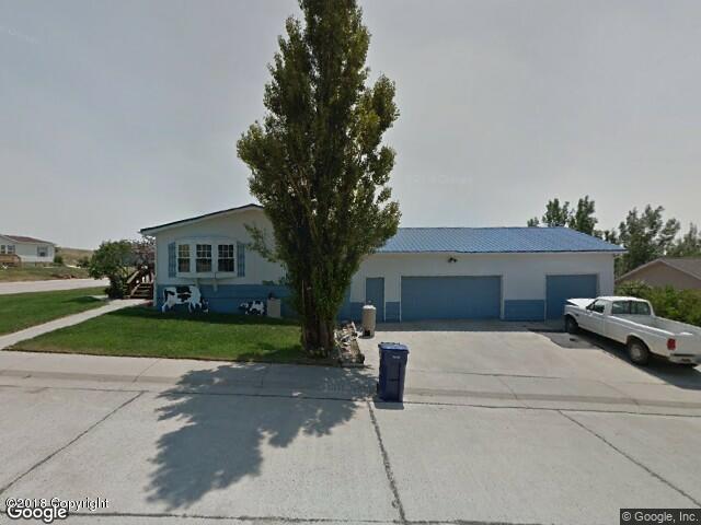 120 Wind River N, Moorcroft, WY 82721 (MLS #18-233) :: Team Properties