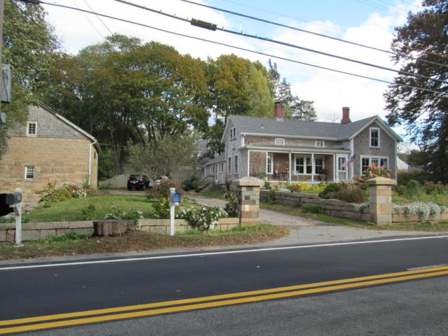 375 West Falmouth Highway, West Falmouth, MA 02574 (MLS #21807302) :: Rand Atlantic, Inc.