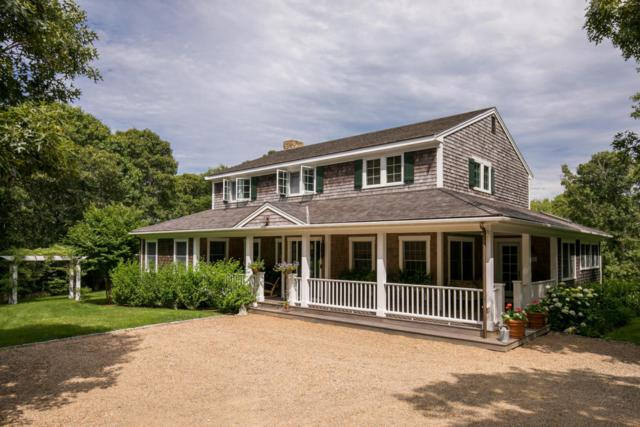 15 Valley Lane, Chilmark, MA 02535 (MLS #21713831) :: Rand Atlantic, Inc.