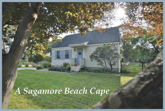190 Williston Road, Sagamore Beach, MA 02562 (MLS #21715534) :: ALANTE Real Estate