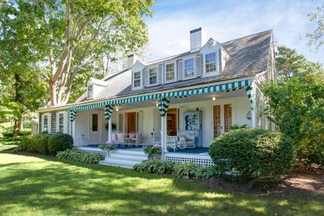 18 Woodriff Lane, Woods Hole, MA 02543 (MLS #21716320) :: Rand Atlantic, Inc.