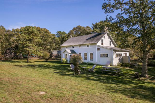 5 Tree Frog Lane, Chilmark, MA 02535 (MLS #21716785) :: Rand Atlantic, Inc.