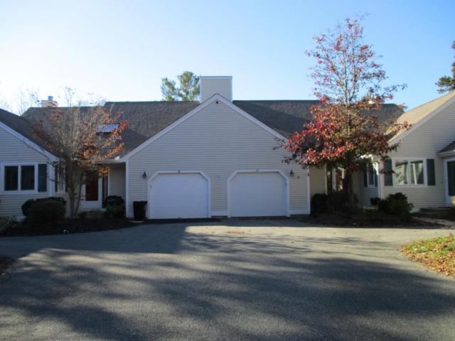 13 N North Ridge Road #440, Mashpee, MA 02649 (MLS #21717459) :: ALANTE Real Estate