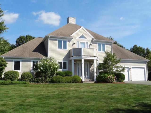 15 Fairway Pointe Road #15, East Falmouth, MA 02536 (MLS #21800080) :: Rand Atlantic, Inc.