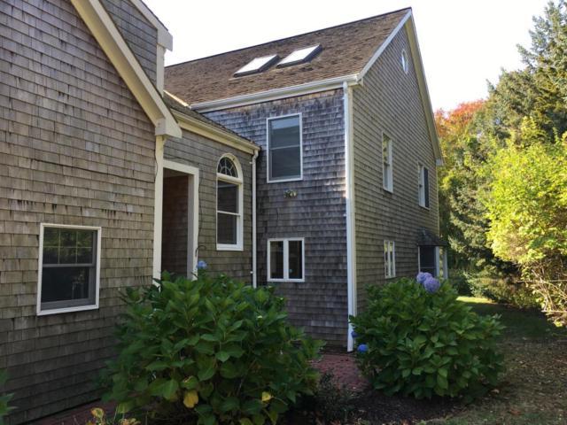 114 Tupper Road B4, Sandwich, MA 02563 (MLS #21801676) :: ALANTE Real Estate
