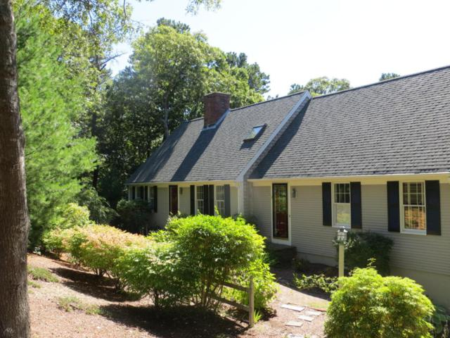 27 Meadow Spring Drive, East Sandwich, MA 02537 (MLS #21802289) :: Rand Atlantic, Inc.