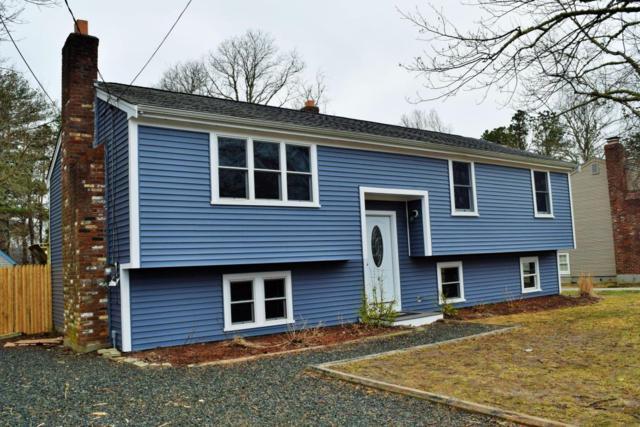 75 Meredith Drive, East Falmouth, MA 02536 (MLS #21802403) :: Rand Atlantic, Inc.