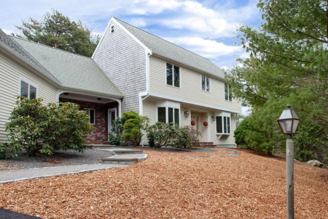 30 Meadow Spring Drive, East Sandwich, MA 02537 (MLS #21802483) :: Rand Atlantic, Inc.