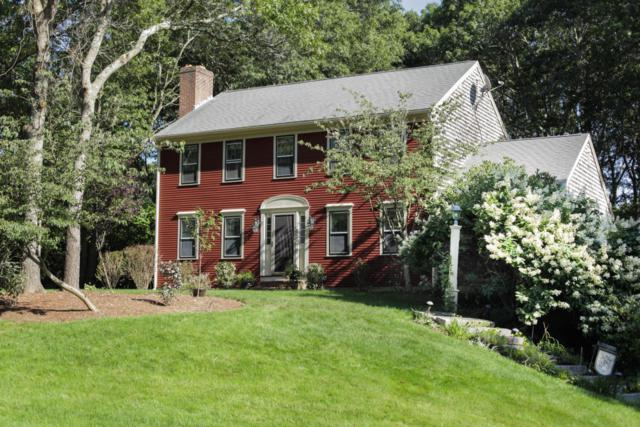 8 Bourne Hay Road, Sandwich, MA 02563 (MLS #21802544) :: Rand Atlantic, Inc.