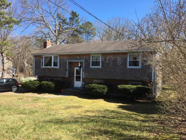 63 Tanglewood Drive, East Falmouth, MA 02536 (MLS #21802630) :: Rand Atlantic, Inc.