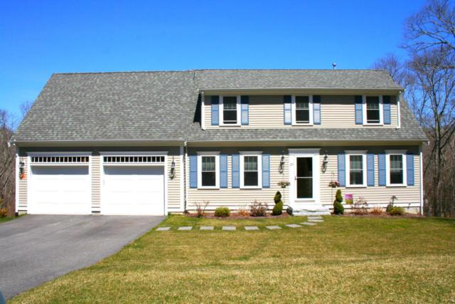29 Christopher Hollow Road, Sandwich, MA 02563 (MLS #21802684) :: Rand Atlantic, Inc.