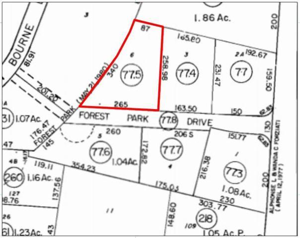 6 Forest Park Drive, Pocasset, MA 02559 (MLS #21802927) :: Rand Atlantic, Inc.