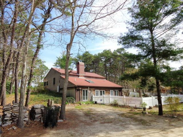 65 Rose Lane, Wellfleet, MA 02667 (MLS #21803088) :: ALANTE Real Estate