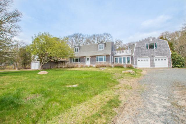 64 Burgess Point Road, Wareham, MA 02571 (MLS #21803176) :: ALANTE Real Estate