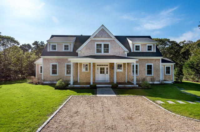 20 Vickers Street Street, Edgartown, MA 02539 (MLS #21803250) :: Rand Atlantic, Inc.