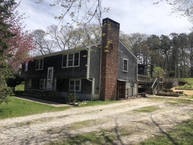 21 S Highland Road, North Truro, MA 02652 (MLS #21803273) :: ALANTE Real Estate
