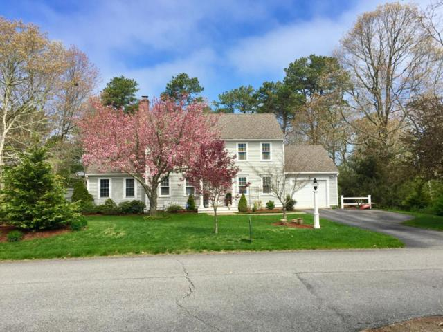 25 Palmer Road, Mashpee, MA 02649 (MLS #21803289) :: ALANTE Real Estate