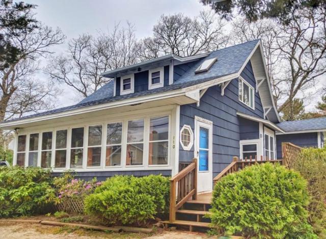 110 Choctaw Drive, Wareham, MA 02571 (MLS #21803297) :: ALANTE Real Estate