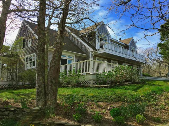 58 Slough Pond Road, Truro, MA 02666 (MLS #21803344) :: ALANTE Real Estate