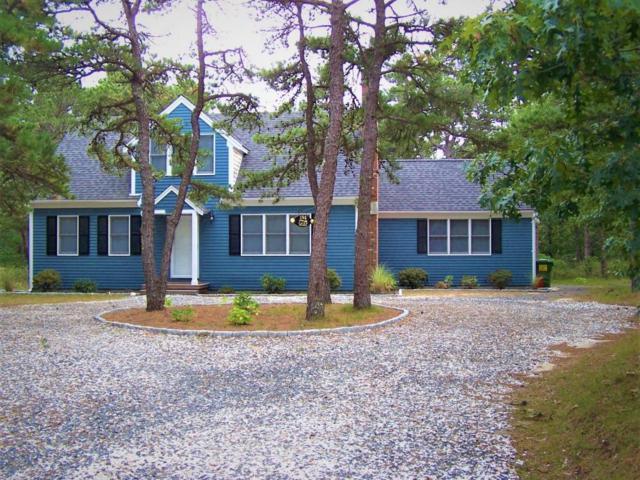 195 Pinewood Circle, Wellfleet, MA 02667 (MLS #21803387) :: ALANTE Real Estate