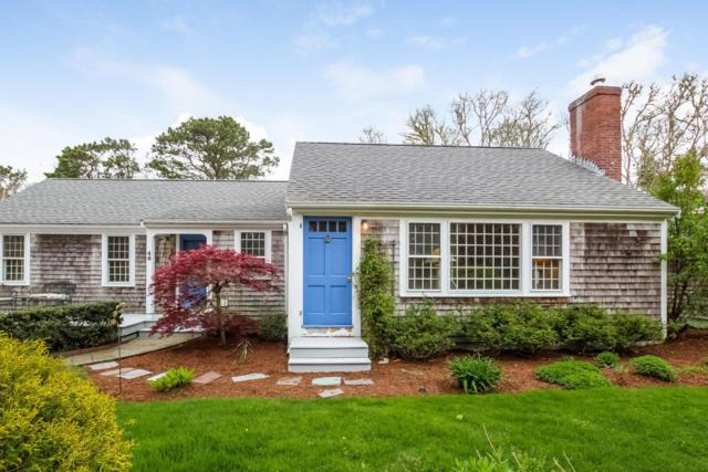 48 Melody Lane, South Chatham, MA 02659 (MLS #21803414) :: ALANTE Real Estate