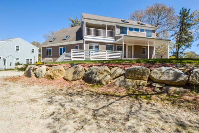 152 W Edgewater West Drive, East Falmouth, MA 02536 (MLS #21803430) :: Rand Atlantic, Inc.