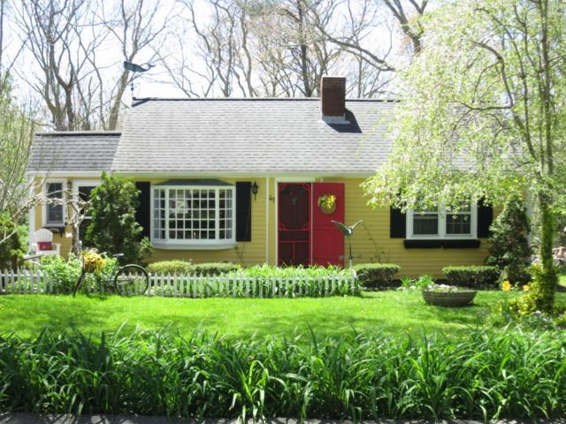 41 Deer Hollow Road, Forestdale, MA 02644 (MLS #21803450) :: Rand Atlantic, Inc.