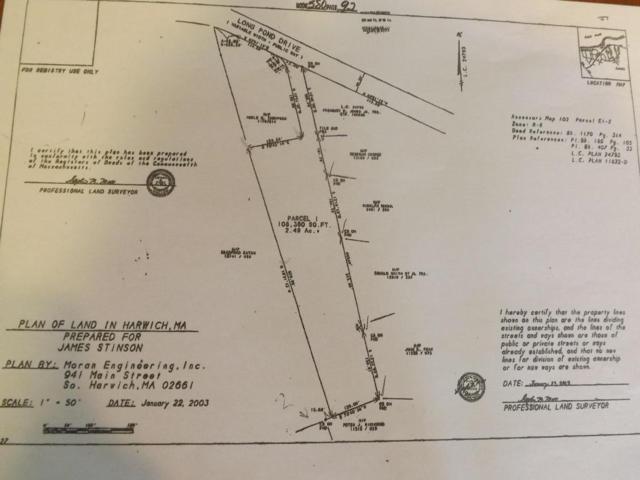 0 Long Pond Dr, Harwich, MA 02645 (MLS #21803534) :: Rand Atlantic, Inc.