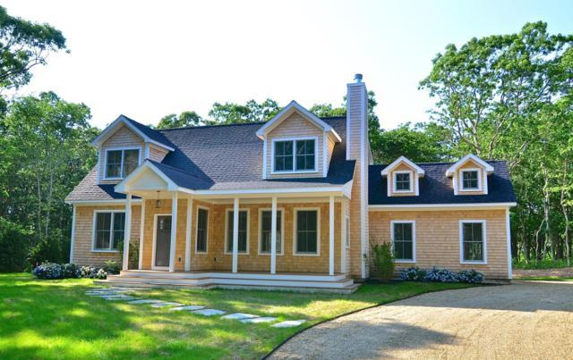 48 Sandpiper Lane, Vineyard Haven, MA 02568 (MLS #21803562) :: Rand Atlantic, Inc.