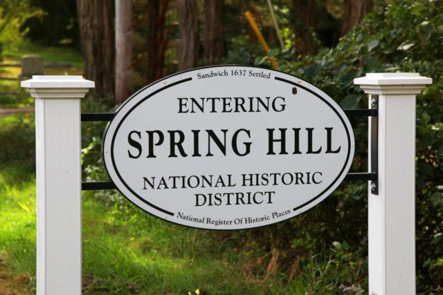 46 Spring Hill Road, East Sandwich, MA 02537 (MLS #21803596) :: ALANTE Real Estate