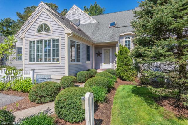 16 Green Ivy Lane, Mashpee, MA 02649 (MLS #21803610) :: ALANTE Real Estate