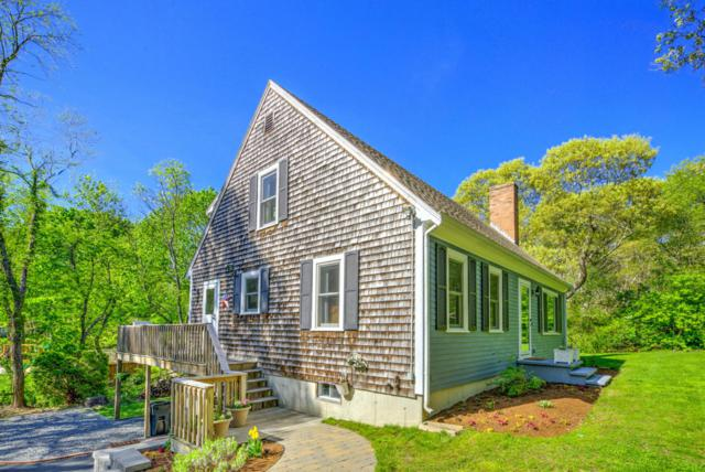 189 Old County Road, East Sandwich, MA 02537 (MLS #21803636) :: ALANTE Real Estate