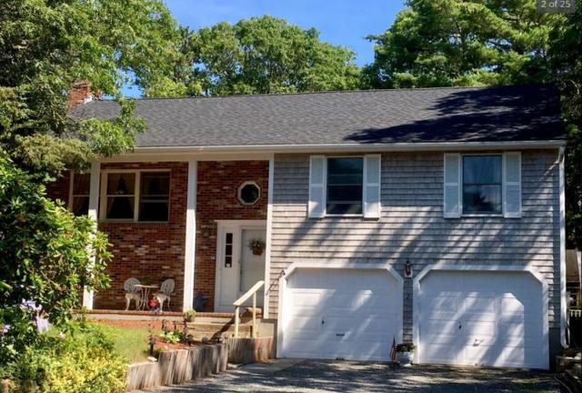 2 Pontiac Road, Mashpee, MA 02649 (MLS #21803651) :: ALANTE Real Estate