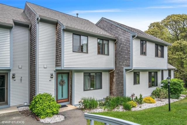 46 Court Way #46, Brewster, MA 02631 (MLS #21803655) :: ALANTE Real Estate